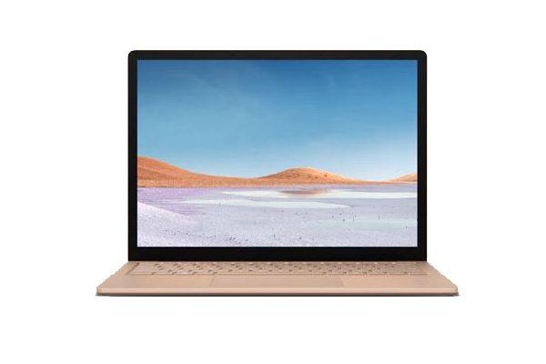 سرفیس لپ تاپ 3 شنی طلایی