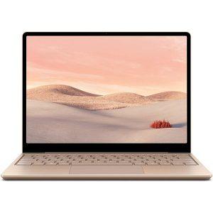 سرفیس لپ تاپ گو شنی طلایی
