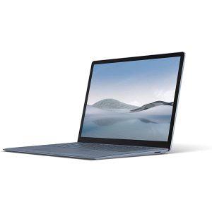 سرفیس لپ تاپ 4 - آبی یخی (Alcantara)